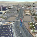 Proposed 2nd Street/Glendale Avenue interchange through Identified Preferred Alternative