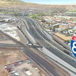 Proposed Kietzke Lane interchange through Identified Preferred Alternative