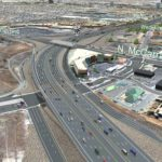 Proposed McCarran Blvd/Clear Acre Lane interchanges through Identified Preferred Alternative